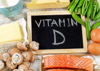Vitamin D Benefits!