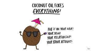 Elite Health Tip- Coconut Oil