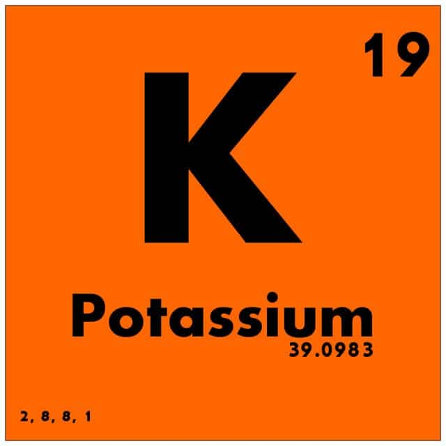 Elite Health Tip- Essential Mineral Potassium