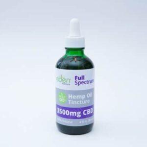 eden holistic full spectrum 3500 cbd oil