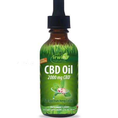 irwin naturals cbd oil
