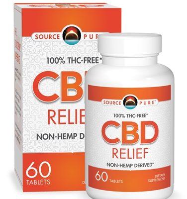 source naturals source pure cbd relief