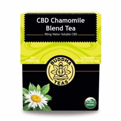 Buddha Teas CBD Chamomile Blend Tea