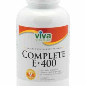 online vitamin store viva vitamins complete e 400