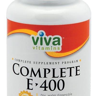 Viva Vitamins Complete E-400 90 table