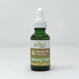 eden holistic hemp oil tincture 1000mg