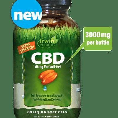 irwin naturals cbd softgel 3000