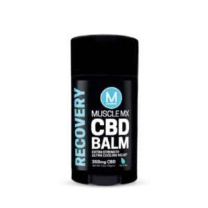 muscle mix cbd balm recovery