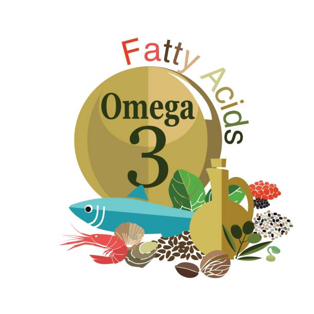Omega 3 Essential Fatty Acids For the Whole Body!