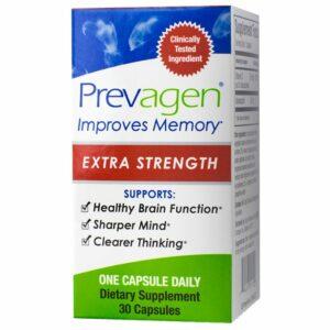 prevagen extra strength 30 capsules