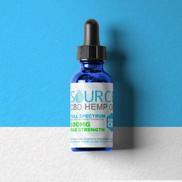 source cbd hemp oil 500mg