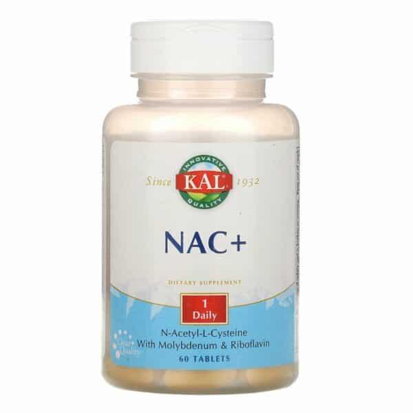 kal nac+ 60 tablets